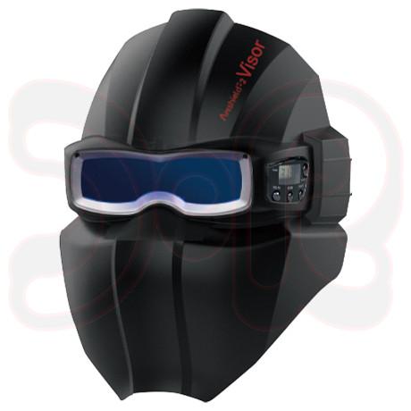 SERVORE Arcshield-2 Visor Automatik-Schweißbrille/Schweißhelm mit HF-Sensor, DIN 5-13