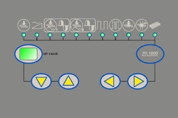 Schweißsteuerung PX1600