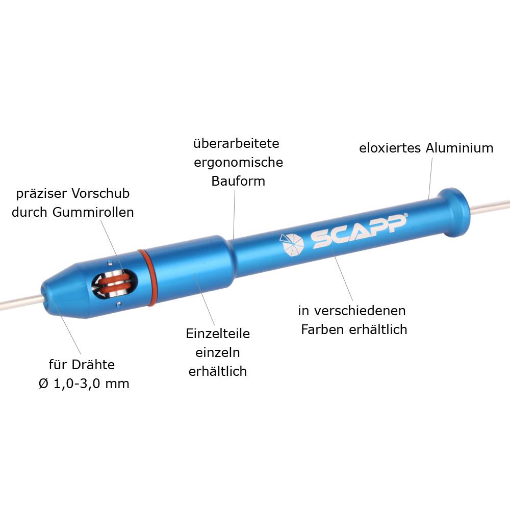 SCAPP equipment