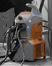 Tiger digital mit Wasserkühlung